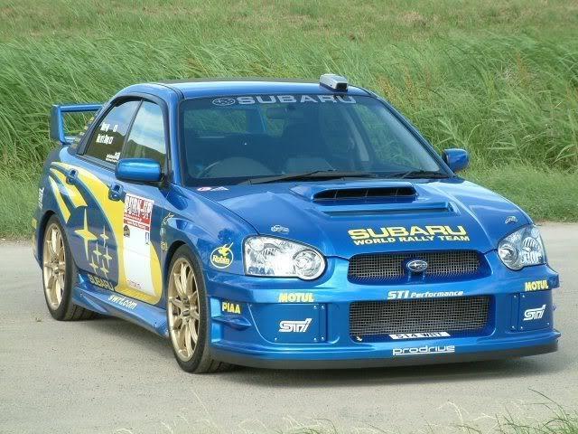 Details about JDM GDB 04-05 Subaru WRX Imprezza WRC Style Aero Body Kit  Shine Auto